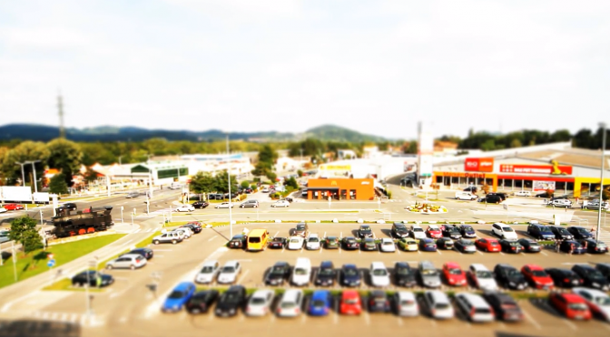 [video] Tilt Shift Miniature…