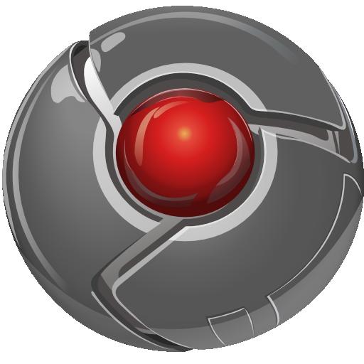 chromium icon hal edition…   blog.flo.cx