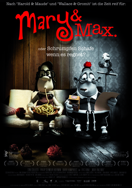Mary & Max Poster