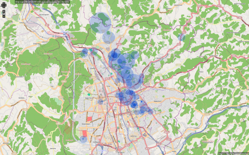 Android Location Data