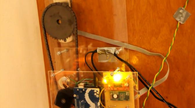 RFID Door Opener…