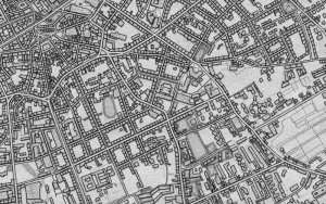 OpenStreetMap Pencil Tiles by MapBox