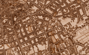 MapBox's Pencil tiles colorized