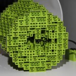 Lego Lamp Bottom