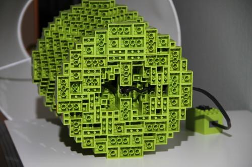 Lego Lamp Bottom